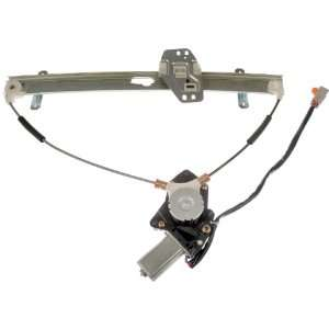 Dorman 741 131 Front Passenger Side Window Regulator/Motor