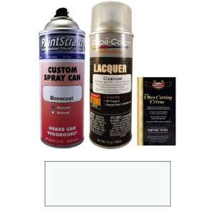 12.5 Oz. Pure or Aspen White Spray Can Paint Kit for 2004