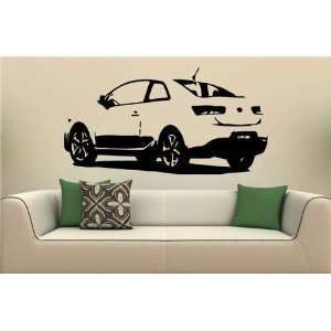 Wall MURAL Vinyl Sticker Car KIA CERATO KOUP S. 1853