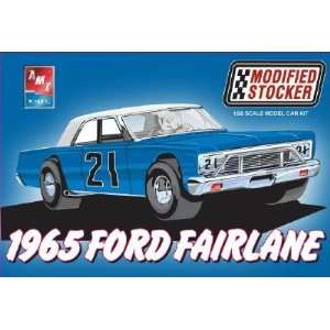 1965 Ford Fairlane Modified Model Car Kit by Model King