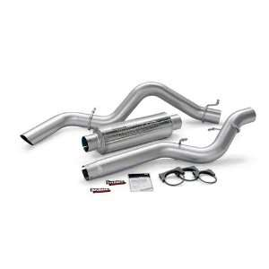 Banks Power Monster Sport Exhaust 4 Single Cat Back T409