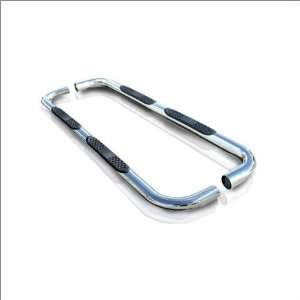 Horse Stainless Steel Nerf Bars 06 12 Mercedes Benz ML350 Automotive
