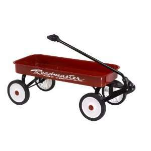 kids childs toddler red pull ride on toy wagon 34 sale