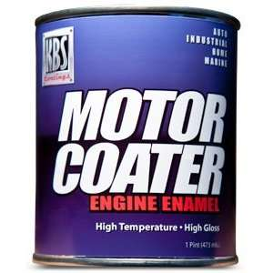 Motor Coater   Engine Paint   Chevy Orange   Pint