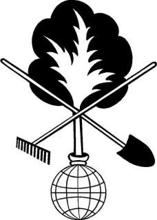 Landscaper Vinyl Decal Sticker Car Truck Boat Window