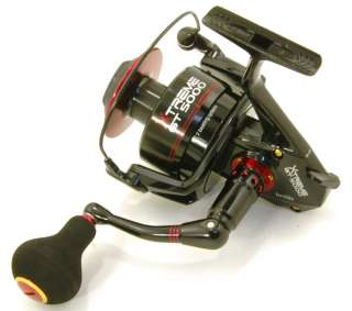 Fishing Mad   BANAX EXTREME GT 5000 HEAVY DUTY SPINNING REEL