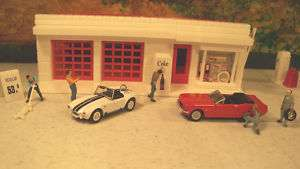 87 SET 1964 1/2 Mustang & 427 Ford Shelby Cobra