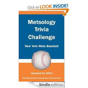 Metsology Trivia Challenge New York Mets Baseball Kick The Ball