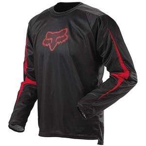 Fox Racing Shortcut Jersey   2008   Large/Black/Red