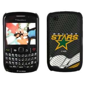 NHL Dallas Stars   Home Jersey design on BlackBerry Curve 9300 Case by