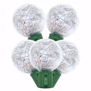 25Lt Color Change LED G40 Tinsel Ec Gw Patio, Lawn