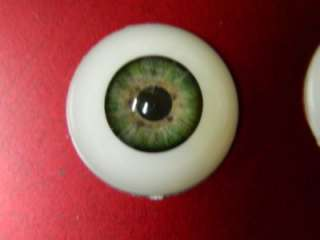 Realistic Acrylic Eyes for Halloween PROPS, MASKS, DOLLS or Bears