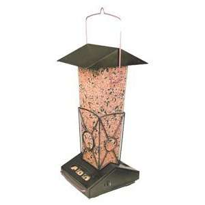Perky Pet Fortress Squirrel Proof Bird Feeder Pet