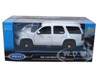 Brand new 124 scale diecast car model of 2008 Chevrolet Tahoe