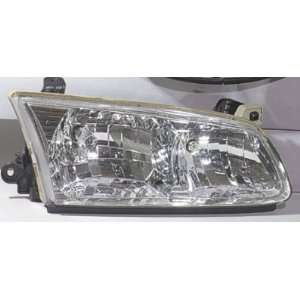 01 TOYOTA CAMRY HEADLIGHT ASSEMBLY, PASSENGER SIDE   DOT Certified