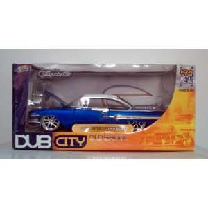 Dub City Old Skool 124 1960 Chevy Impala Toys & Games