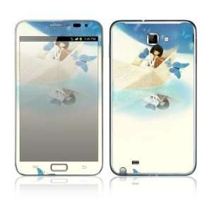 Lettre damour Decorative Skin Cover Decal Sticker for Samsung Galaxy