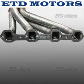 86 93 5.0L Ford Mustang Turbo Header Manifold T4 302 V8