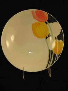 MIKASA L 1059 ART DECO VEGETABLE SERVING BOWL