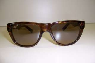New Maui Jim SUNGLASSES 209 H209 10 MAUI CAT III TORTOISE BRONZE