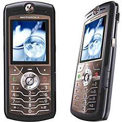 Motorola MOT L7 Black Unlocked GSM Cell Phone