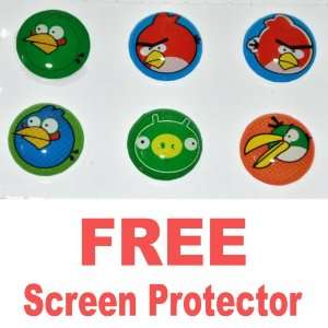 Angry Birds Home Button Sticker for Apple Ipad/iphone 3g/4g/ipad2/ipod