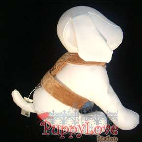 Dog Cute Walking Harness Baby Blue Cute Frog XS