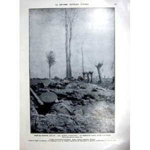 Ypres Battle KingS Liverpools Gas Bombs Lourdes 1927