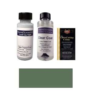 Grey (matt) Metallic Paint Bottle Kit for 1999 Mercedes Benz Matt
