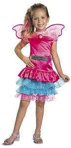 Barbie A Fairy Secret Girls Costume