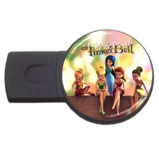 New* HOT TINKERBELL USB Flash Memory Drive 2 gb