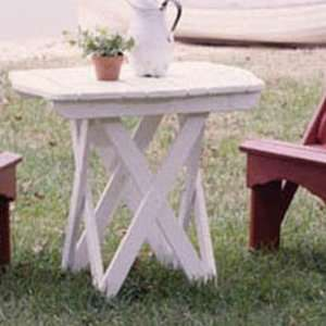 Uwharrie Chair Harvest Small Picnic Table