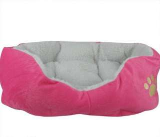 SHIPPING New Color Cozy Soft Warm Pet Bed For Small Dog & Cat 410083
