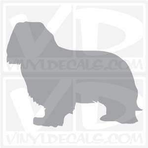 Cavalier King Charles Spaniel Dog Vinyl Decal Sticker Car Window Wall