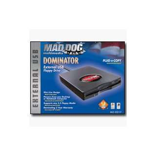Mad Dog Multimedia MD ED1F Dominator External 1.44MB