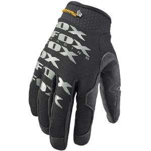 Fox Racing Pitpaw Gloves   2010   2X Large/Black