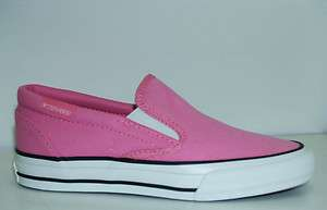Converse Skid Grip EV Slip On Pink Womens Shoe