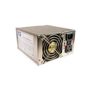 Cables Unlimited 500W ATX P3 P4 & AMD Approved Dual Fan
