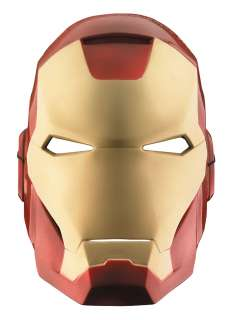 Vacuform Iron Man Mask   The Avengers Costumes