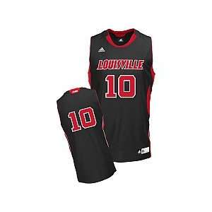 Adidas Louisville Cardinals Mens Basketball Jersey Medium