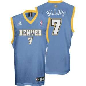 Chauncey Billups adidas NBA Kids 4 7 Replica Denver Nuggets Jersey