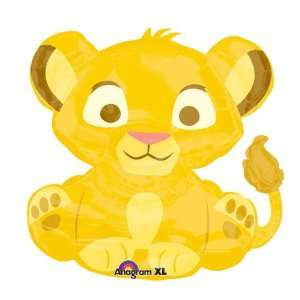 Lion King Balloon Baby Shower Birthday Party Supplies Toys & Games