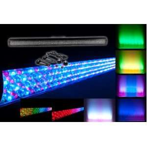 Brand New Chauvet Colorrail DMX Controllable LED RGB Uplighting Wash
