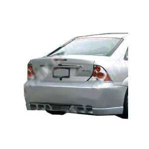 Focus 00   UP  Ford Focus 4dr EV5 Style Rear Bumper