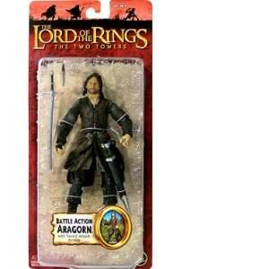 com Lord Of The Rings The Two Towers Collectors Series Action Figure