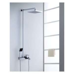 3 Year Warranty Chrome Wall Mount Shower Faucets