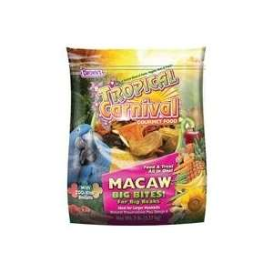 MACAW; Size 5 POUND (Catalog Category BirdFOOD)