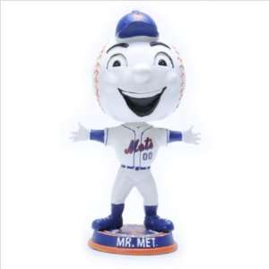 Forever Collectibles 2008 Big Head Bobbers   Mr Met
