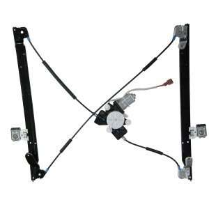 Chrysler Front Power Window Regulator with Motor Driver