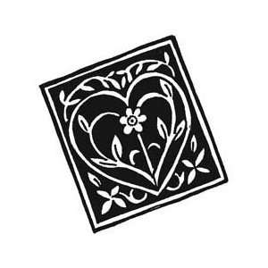 Love Seal   Rubber Stamps